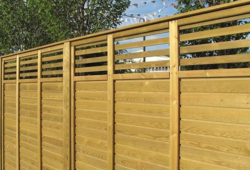 Canterbury combi style - Fencing cost