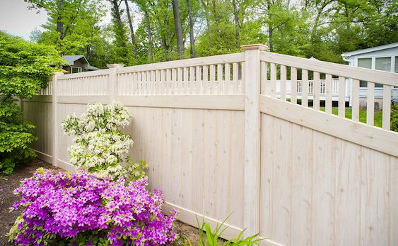 Tongue and groove - Fencing cost